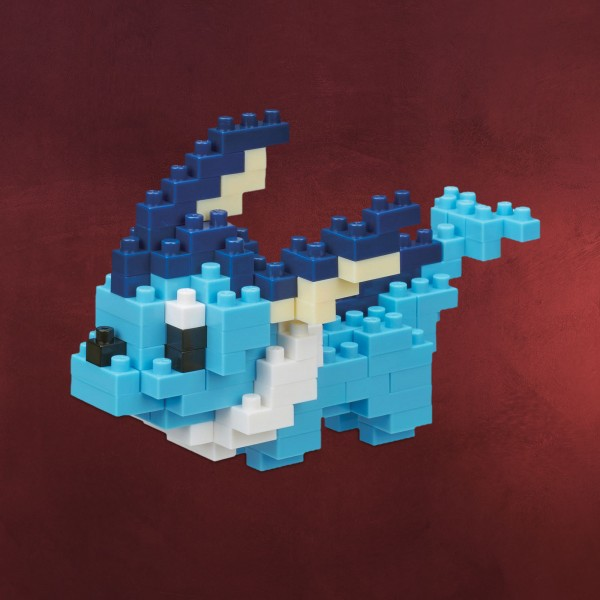 Pokemon - Aquana nanoblock Mini Baustein Figur