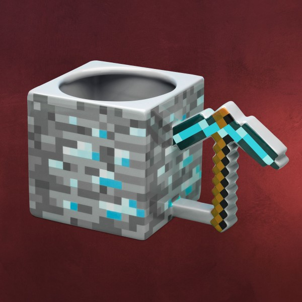 Minecraft - Pickaxe Tasse
