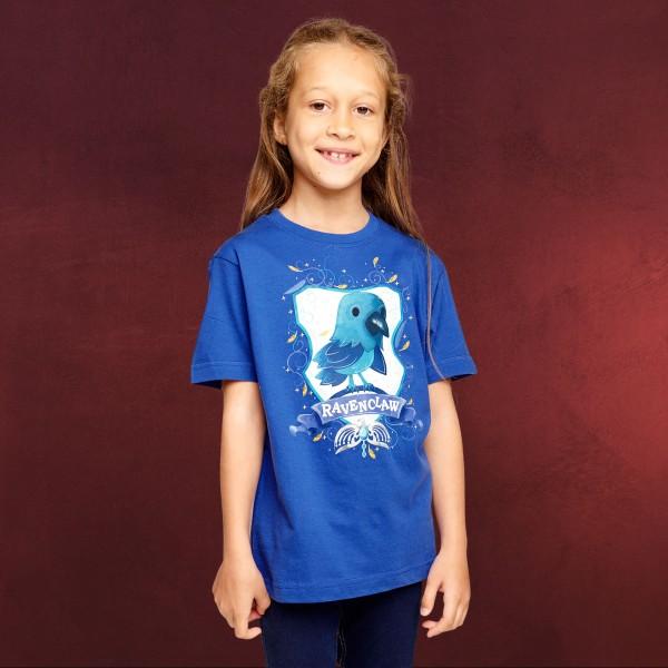Harry Potter - Magical Ravenclaw T-Shirt Kinder blau