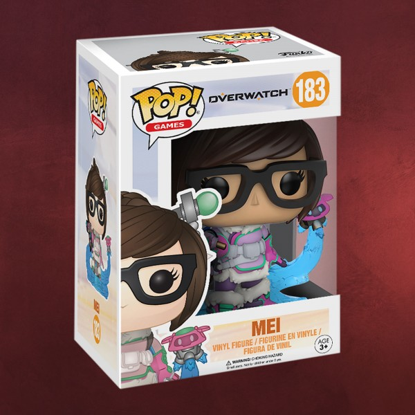 Overwatch - Mei Blizzard Funko Pop Figur