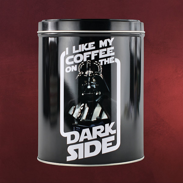 Star Wars - Darth Vader Kaffee-Dose
