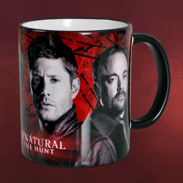 Supernatural - Characters Tasse