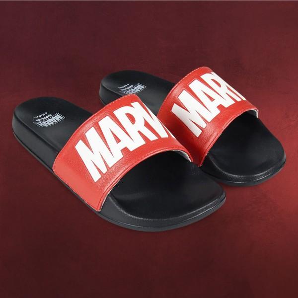 Marvel - Logo Hausschuhe