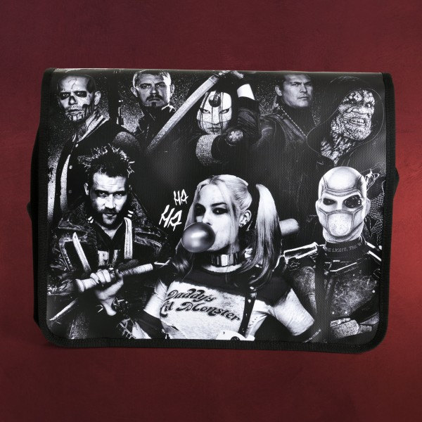 Suicide Squad - Dream Team Tasche