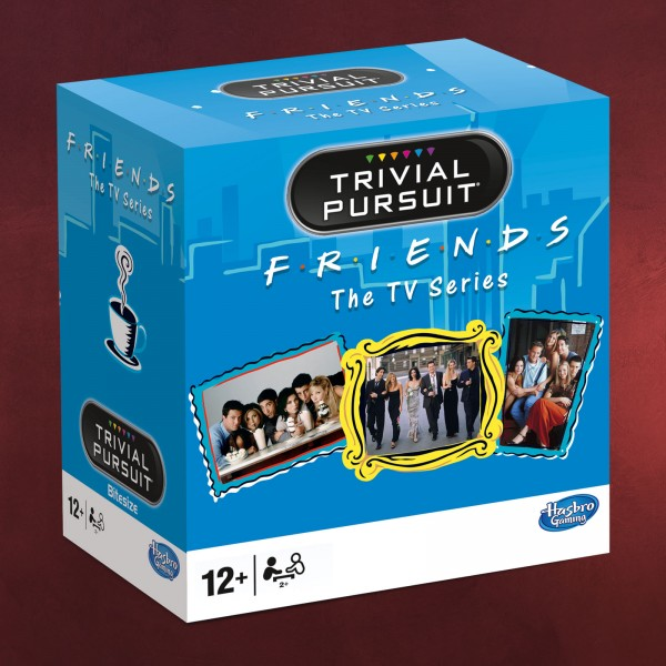Friends - Trivial Pursuit