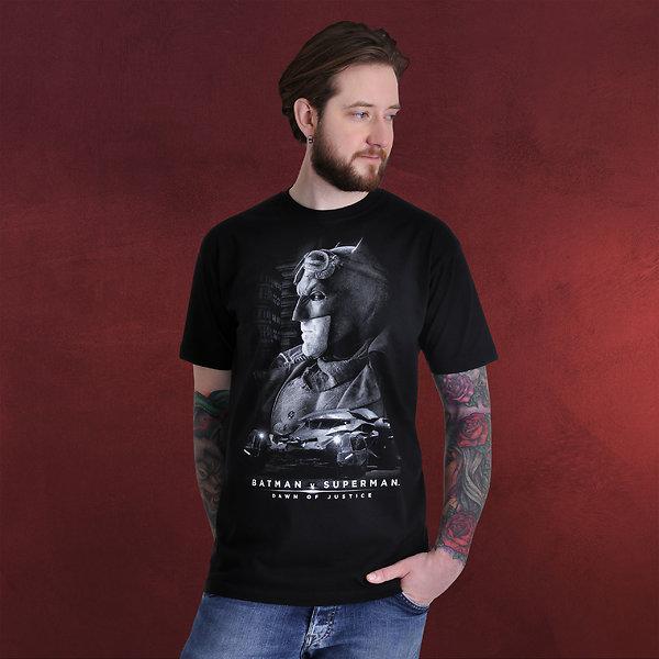 Batman v Superman - Dark Knight T-Shirt schwarz