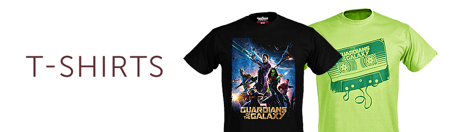 Guardians of the Galaxy - T-Shirts