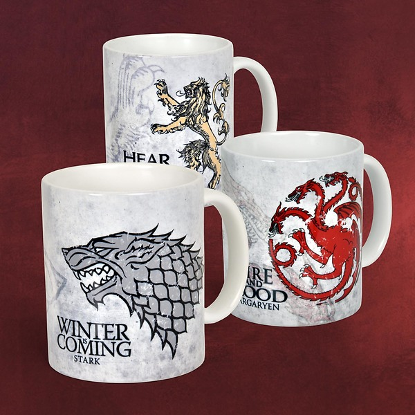 Game of Thrones Tassen-Set Angebot