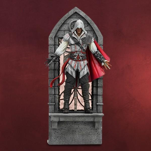 Assassin's Creed - Ezio Auditore Art Scale Deluxe Figur 31 cm