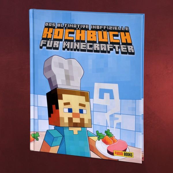 Minecraft - Das ultimative inoffizielle Kochbuch