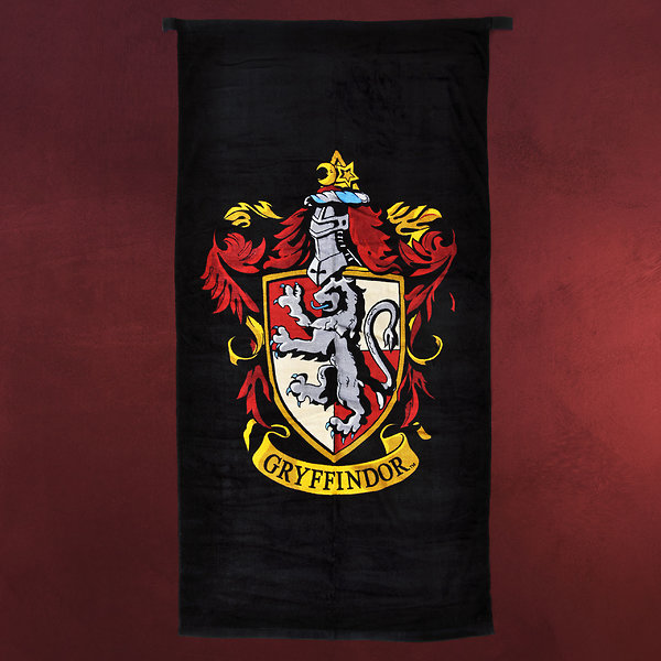 Harry Potter - Gryffindor Wappen Badetuch
