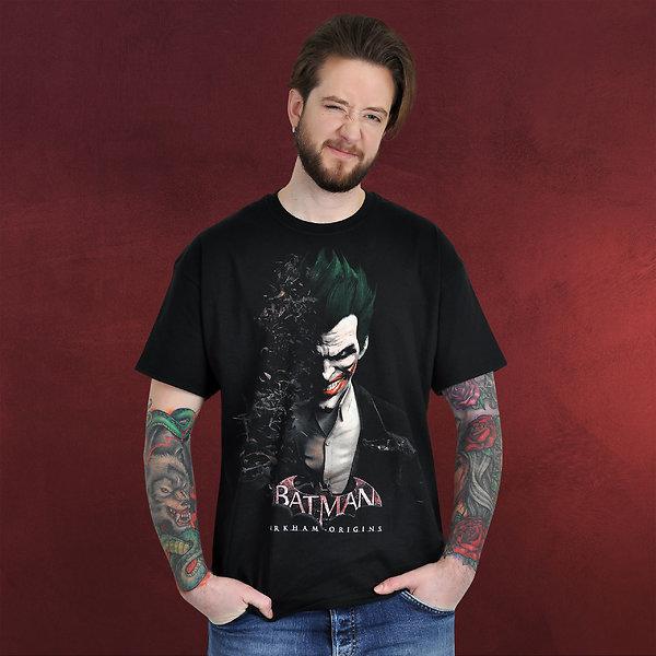 Batman Arkham Origins - Joker T-Shirt
