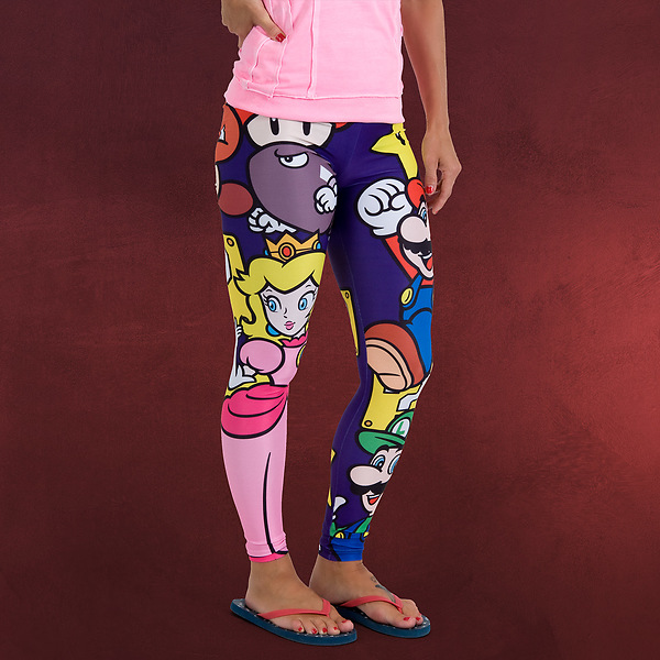 Nintendo - Super Mario Leggings