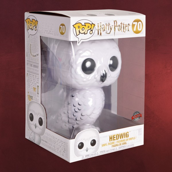Harry Potter - Hedwig Funko Pop Figur 25 cm exklusiv