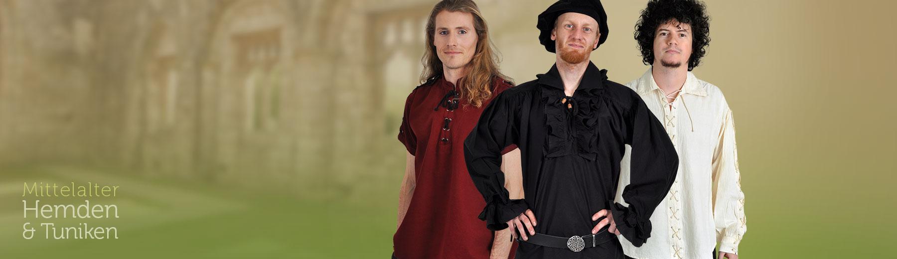 Hemden & Tuniken