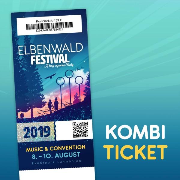 Elbenwald Festival 2019 – Kombiticket