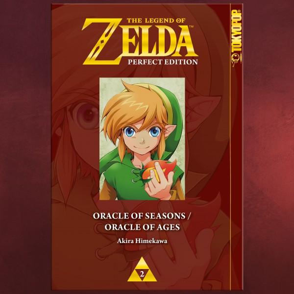 Zelda - Perfect Edition Band 2