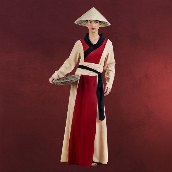 Chinesische Dame - Kostüm