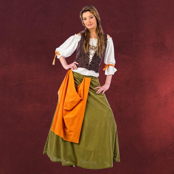 Mittelalter Magdkostüm Agnes