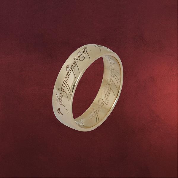 Der Herr der Ringe - Ring Gold 8 Karat