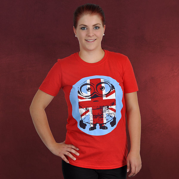 Minions - British Bob Movie T-Shirt