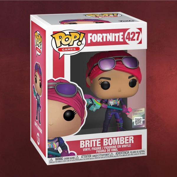 Fortnite - Brite Bomber Funko Pop Figur
