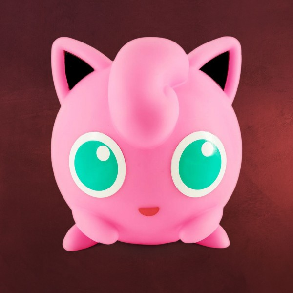 Pokemon - Pummeluff LED Tischlampe 20 cm