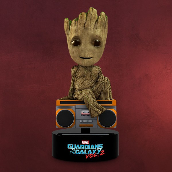 Guardians of the Galaxy - Groot Solar Wackelfigur