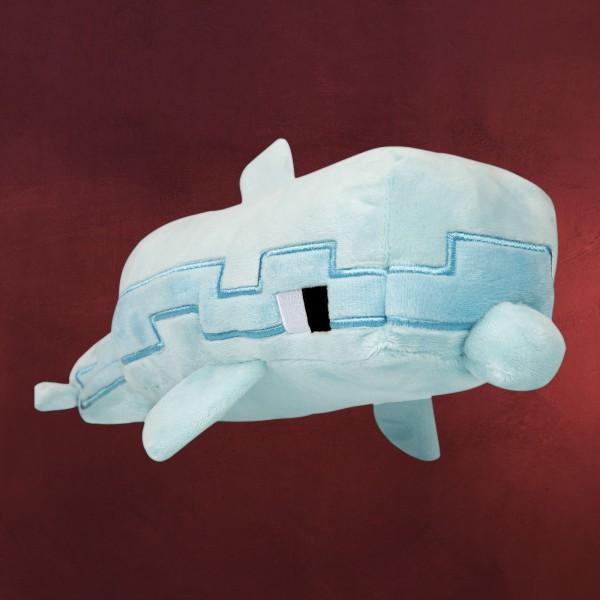 Minecraft - Delfin Plüsch Figur 34 cm