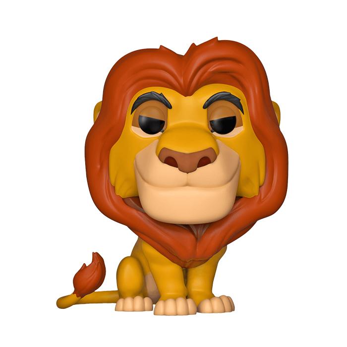 König der Löwen - Mufasa Funko Pop Figur
