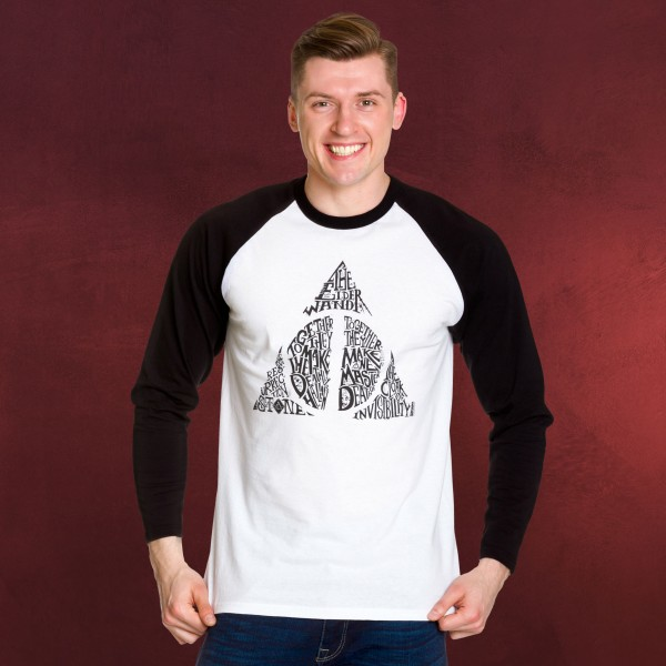 Harry Potter - Deathly Hallows Longsleeve