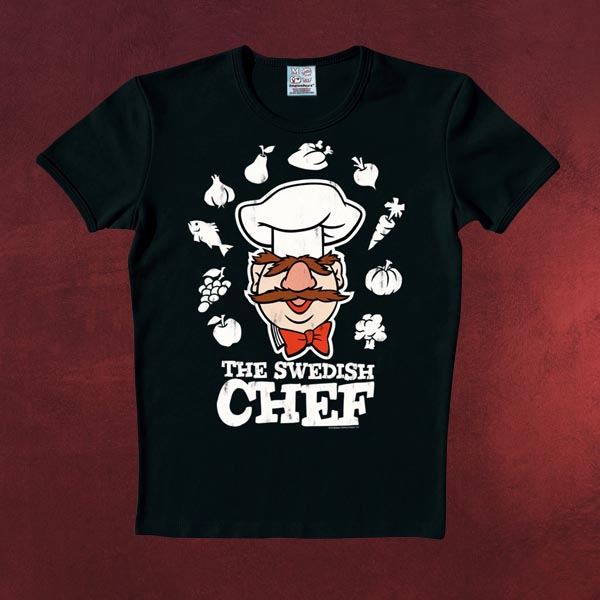 Muppets - Swedish Chef T-Shirt
