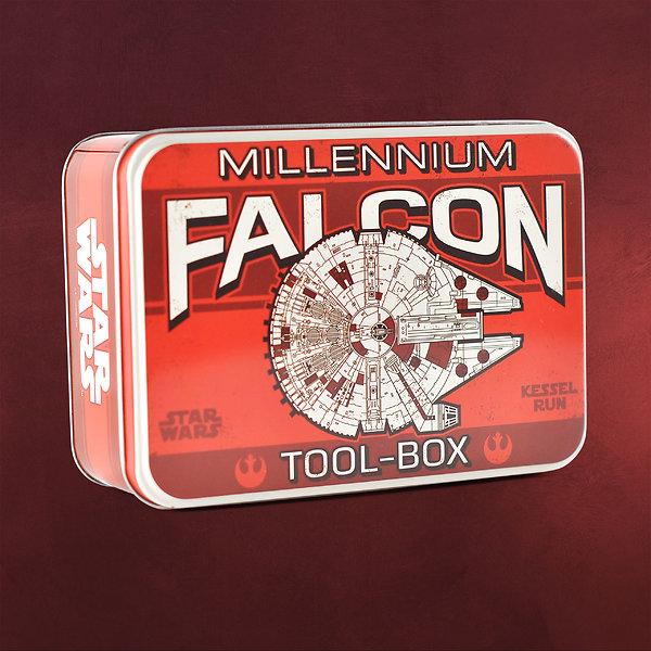 Star Wars - Millennium Falcon Dose