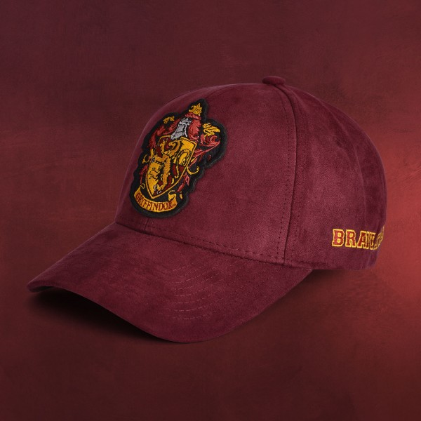 Harry Potter - Gryffindor Motto Basecap rot