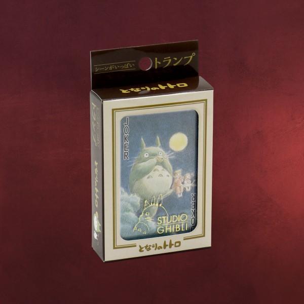 Totoro Spielkarten