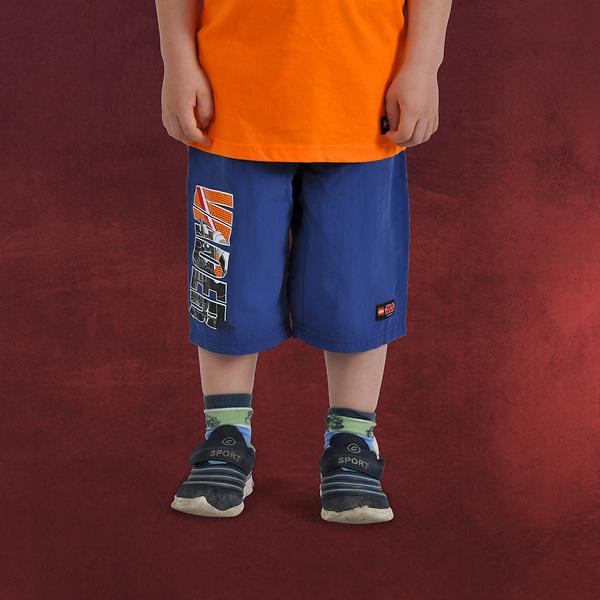 LEGO Star Wars - Vader Shorts für Kinder blau