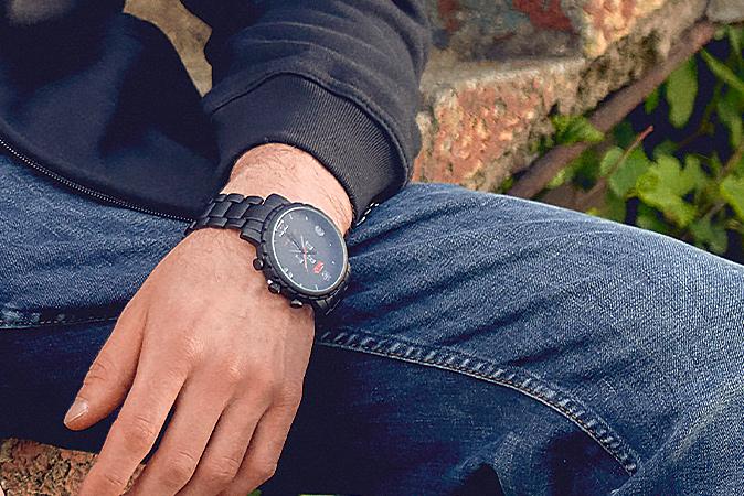 Star Wars - Darth Vader Armbanduhr schwarz