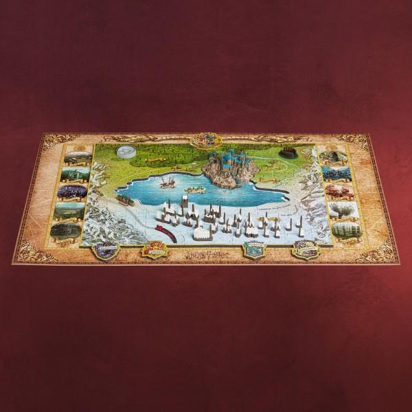 Harry Potter - Hogwarts & Hogsmeade 4D Puzzle