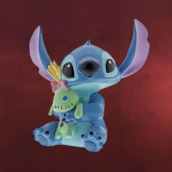 Lilo & Stitch - Stitch Figur mit Puppe
