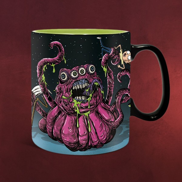 Rick and Morty - Monster Tasse
