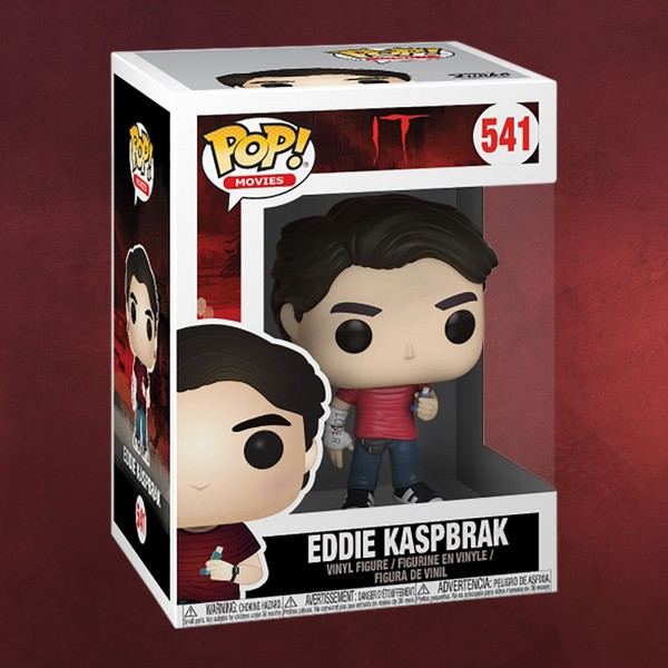 Stephen Kings ES - Eddie Funko Pop Figur