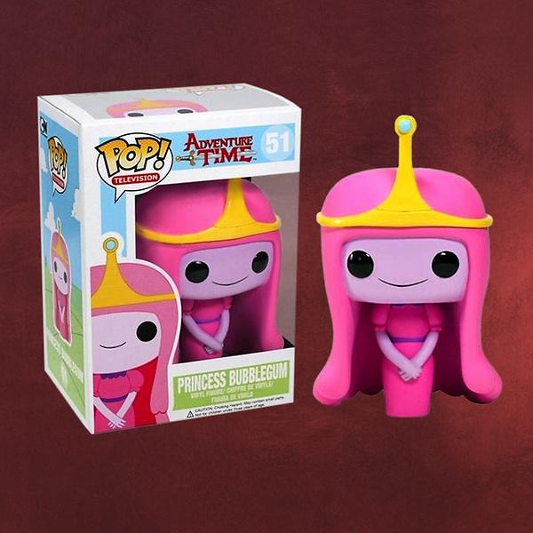 Adventure Time - Princess Bubblegum Mini-Figur