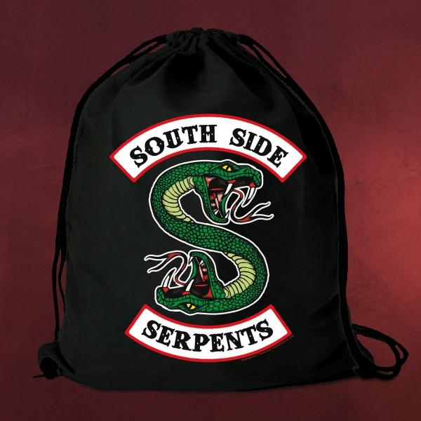 Riverdale - South Side Serpents Sportbag schwarz