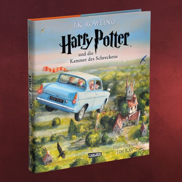 Harry Potter und die Kammer des Schreckens - Schmuckausgabe