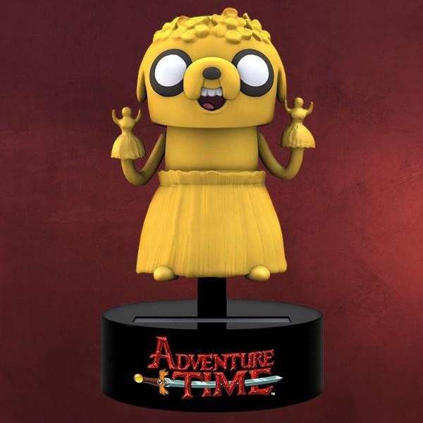 Adventure Time - Jake Solar Wackelfigur