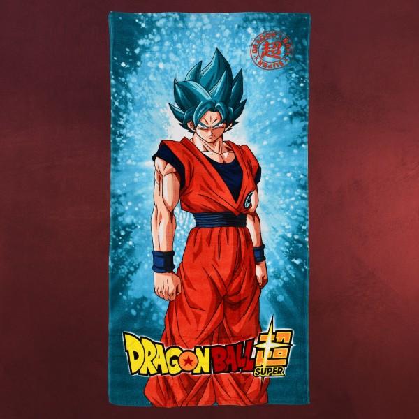 Dragon Ball - Super Saiyajin Gott Super Saiyajin Son Goku Badetuch