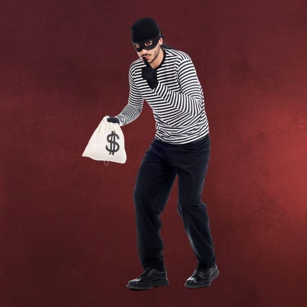 Bankräuber - Kostüm Herren