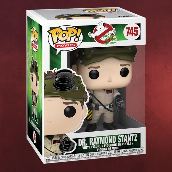 Ghostbusters - Dr. Raymond Stantz Funko Pop Figur