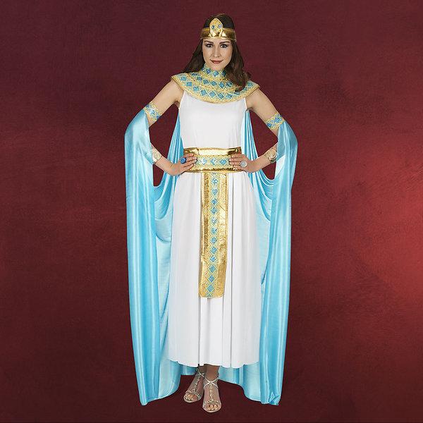 Cleopatra Kleid mit Cape
