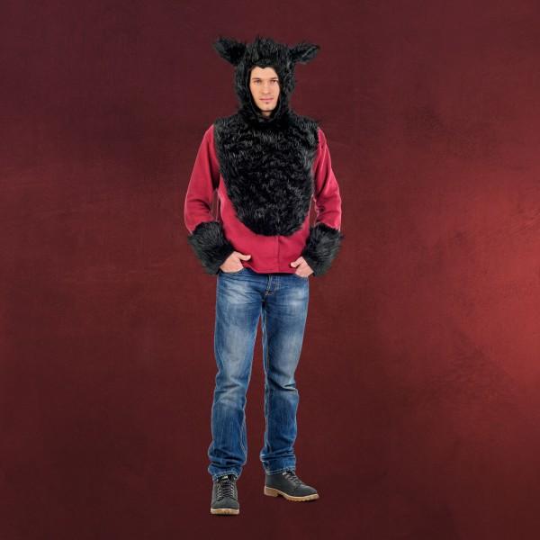 Böser Wolf - Kostüm Sweatshirt Herren